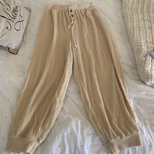 Free People Beach joggers Size S
